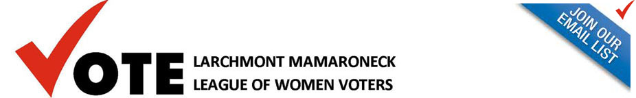 League of Women Voters of Larchmont Mamaroneck