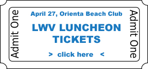 LWV Luncheon ticket