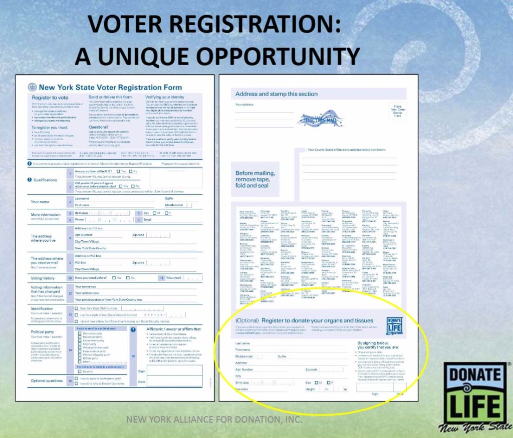 voterregistrationdonateforlife